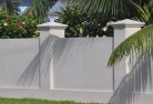 Allan Privacy fencing 27