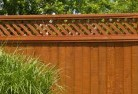 Allan Privacy fencing 3